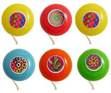6 Mini Tasche Yo-Yos 38mm Pinata Spielzeug Beute/Party Tüte Füllung Hochzeit/
