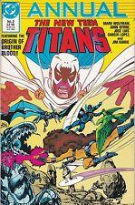 New Teen Titans Annual #2. VF/NM. 1986