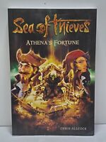 Sea of Thieves: Athena's Fortune by Chris Allcock Paperback Book