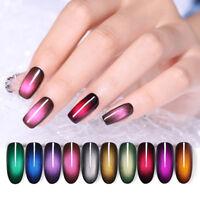 BORN PRETTY 6ml Cat Eye Soak Off UV Gel Polish Magnetic Nail Art Gel Varnish DIY