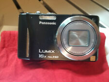 Panasonic LUMIX DMC-ZS10/DMC-TZ20 14.1MP Digital Camera - Black