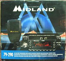 NOS - BRAND NEW * Midland 79-290 40 Channel AM/SSB CB Radio