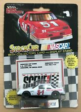 Winston Cup Scene 1/64 Scale Die-cast Race Car--Racing Champions     1991