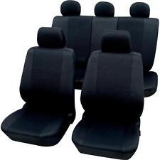 Mazda Xedos 6 Calidad Negro británicos hicieron cubiertas de asiento de coche-Conjunto Completo