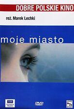 Moje miasto (DVD) Marek Lechki (Shipping Wordwide) Polish film
