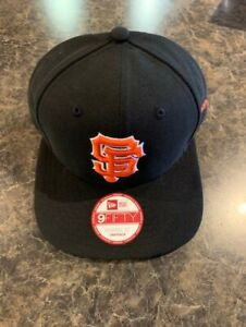 New Era 9FIFTY Snapback Hat San Francisco Giants Practice Snap  MLB NewEra Cap