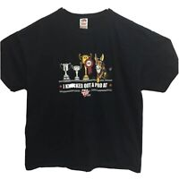 Tremonti Dust Black New T-Shirt Fruit of the Loom ALL SIZES
