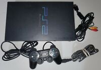 Sony Playstation 2 Fat PS2 W/Controller SCPH-50001 Tested - Read Description