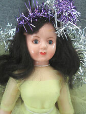 LARGE 1950s CHRISTMAS TREE FAIRY ANGEL DOLL