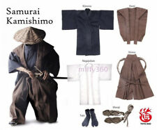 HOT FIGURE TOYS 1/6 toys dao Japan Samurai costumes ronin finery suit