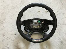 2013-2014 FORD FOCUS ST OEM LEATHER WRAPPED STEERING WHEEL 13-14