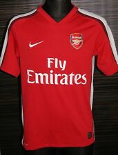 Arsenal Home football shirt 2008 - 2010 Size S Excellent Jersey