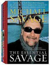 The Essential Savage : The Savage Nation; the Enemy Within; Liberalism Is a...