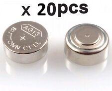 20 X AG13 LR44 1.5V Batteries LR 44 A76  357 UK SELLER G13a LR1154 L1154 RPX675