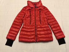 Only Outdoor Winter Survival Gear Red Puffy Jacket Womens Medium (NC11)