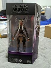 Star Wars Rebels Black Series Ahsoka Tano Action Figure