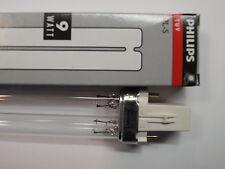 Philips aquatic rendimiento lámpara PL-s 9 vatios UV-C reemplazo nítido tubo estanque filtro