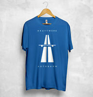 Kraftwerk Autobahn T Shirt Retro Techno Electronic 1974 Concert Gift Mitternacht