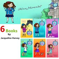 Alice Miranda 6 Books Boxed Set Collection by Jacqueline Harvey