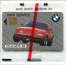 RARE TELECARTE PRIVEE PETIT TIRAGE BMW / PHONECOTE En315 / NEUVE SOUS BLISTER
