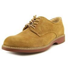 Zapatos de vestir de hombre en color principal beige de ante