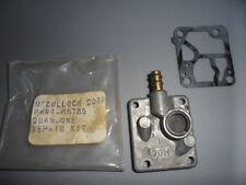 NOS McCulloch Chain Saw Pump Cover Repair Kit 88786 Qty 1