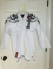 Hayabusa Jiu-Jitsu Gi Size A2 LIMITED EDITION never worn