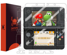 Skinomi Clear Body Skin & Screen Protector for New Nintendo 3DS Standard 2015