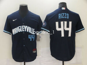 Men's Chicago Cubs Wrigleyville #44 Anthony RIZZO Player Jersey