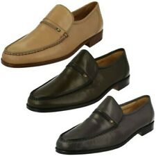 Mens Grenson Moccasin Shoes 'Amos'