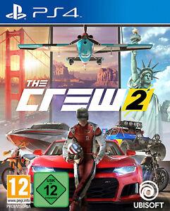 PS4 The Crew 2 NEU&OVP Playstation 4