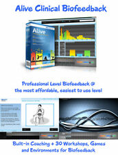 Alive Clinical Multi-User Biofeedback Training & Analyses Software Suite