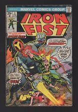 IRON FIST. VOL 1. NO 3. FEBRUARY 1976. MARVEL COMICS