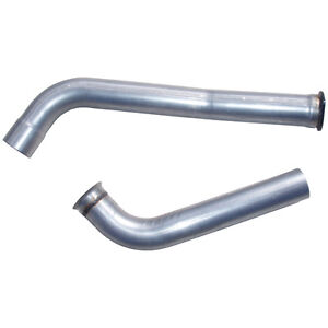 "MBRP 3.5"" Down Pipe Kit Aluminized 2003-2007 Ford F250/350 6.0L Powerstroke"