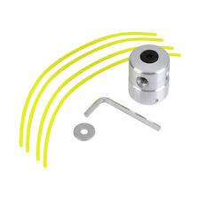 Testina in Alluminio Universale 4 Fili Per Decespugliatore Tosaerba Tagliaerba