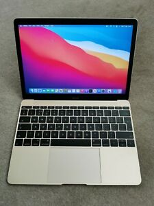 "Apple MacBook Retina 12"" 2015 Silver Intel Core 1.3Ghz 8GB 512GB macOS Boxed"