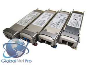 GENUINE CISCO XFP10GLR192SR-RGD - Multirate 10GBASE-LR/OC192SR1 I-TEMP LIFETIME