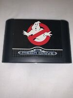 Ghostbusters Sega Mega Drive PAL Tested Rare Game Arcade