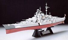 Tamiya   1/350 German Bismarck Battleship TAM78013