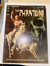The Phantom #1 (1962, Western/Gold Key) Classic Skull Cover Fine 5.0 1st Print
