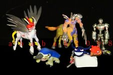 Bandai DIGIMON figure COLLECTIVE VER 6.0 gashapon (full set of 5 figures)