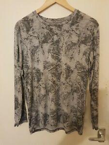 Uniqlo Heattech, Unisex T-shirt, Color: Multi, Size: UK-M, Used