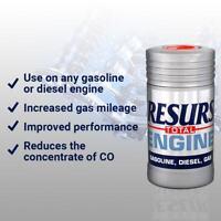 OIL ADDITIVE RESURS TOTAL 50 g. ( VMP AUTO ORIGINAL ENGINE NANO OIL ADDITIVE )