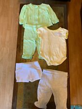 Baby Girl Size 6-9 Months Garanimal Lot Of 5 Items