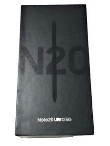 Samsung Galaxy Note20 Ultra 5G SM-N986W - 512GB - Mystic Black (Unlocked) (CA)