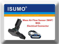 Mass Air Flow Sensor MAS4570 W/ Electrical Wiring Connector Fits Lexus Toyota