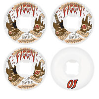 OJ III Skateboard Wheels 54mm Figgy Guitars Hardline 101A