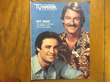 1984 Chicago Tribune TV Week(PERRY KING/JOE PENNY/RIPTIDE/A-TEAM/STEPHEN CANNELL