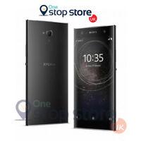 Sony Xperia XA2 Black 3GB/32GB 4G LTE NFC Unlocked Android Smartphone - H3113