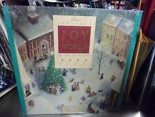 Joy To The World Music of Christmas [Placido Domingo] LP 1988 Hallmark Sealed